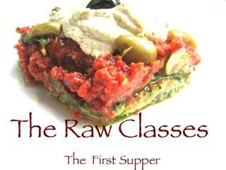 raw classes Long Island New York, vegan vegetarian cooking classes
